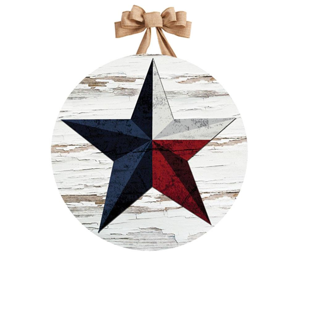 Lone Star State Door Decor