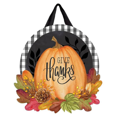 Season of Thanks Door Decor