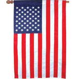 USA Brilliance Garden Flag