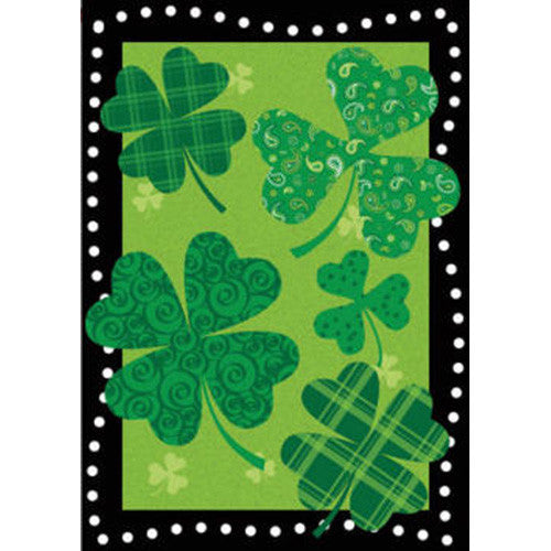 Shamrock Summit Brilliance House Flag