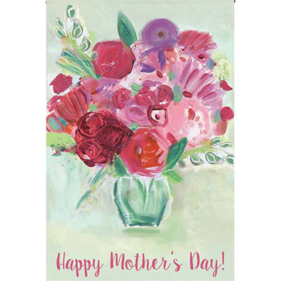 Happy Mother's Day PremierSoft Double Sided Garden Flag