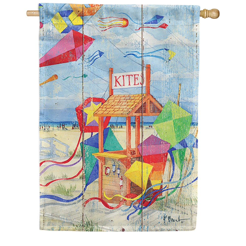 Beach Kite Stand House Flag