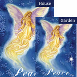 Angel Wings Flags Set (2 Pieces)