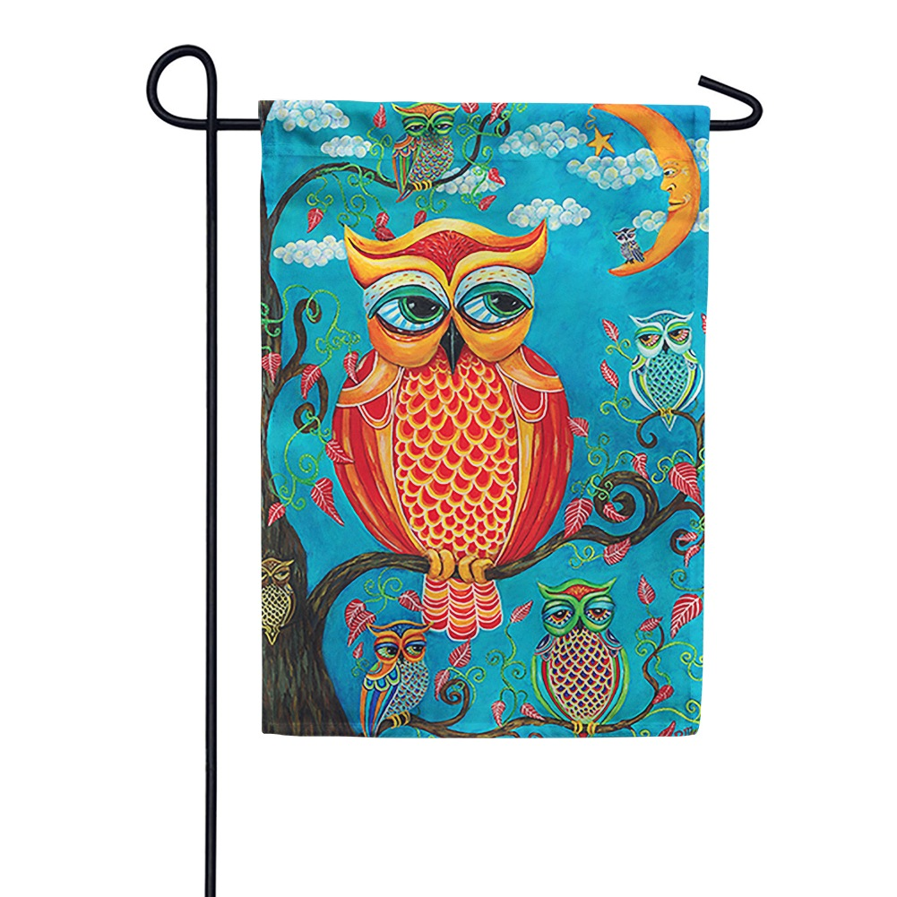 Wise Guys Garden Flag