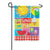 Summer Fun Collage Garden Flag