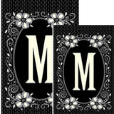 Classic Monogram M Flags Set (2 Pieces)