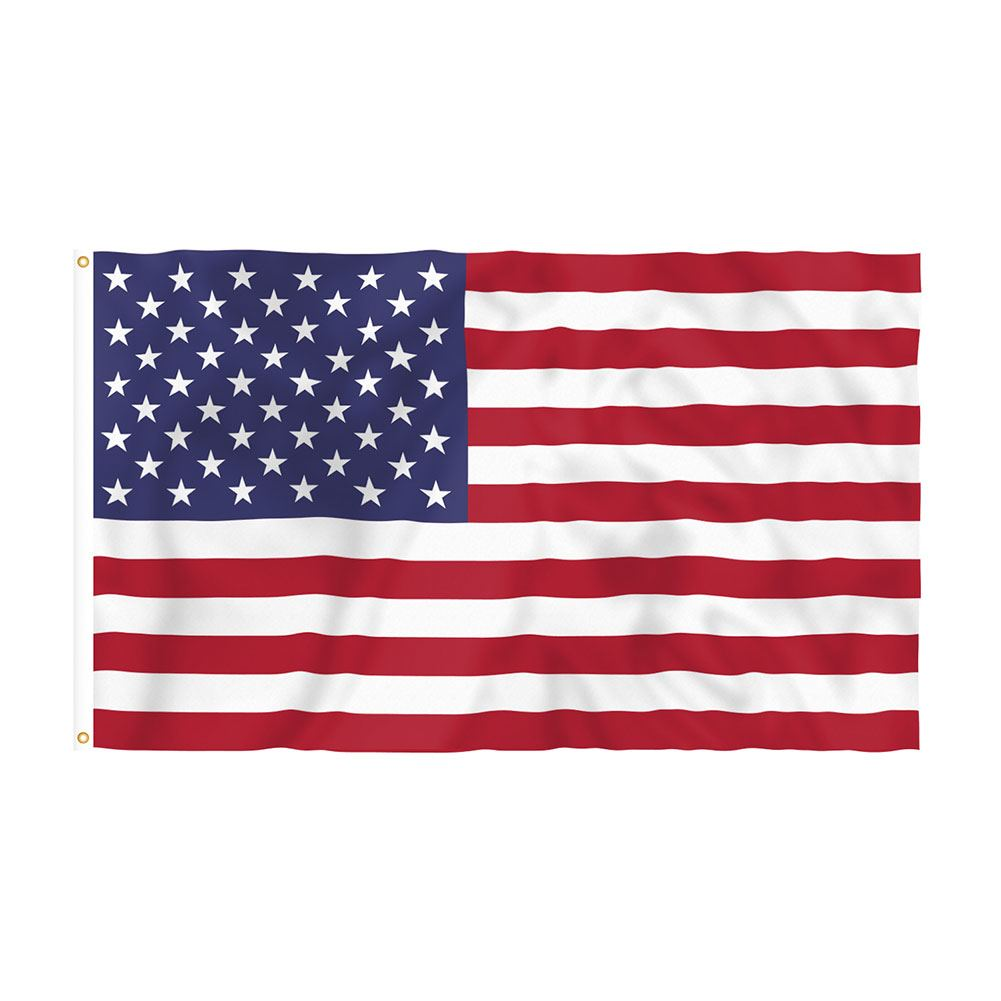 USA Grommeted Flag (3' x 5')