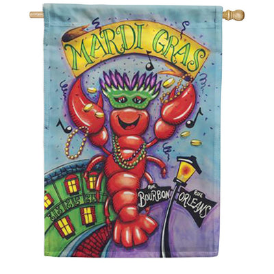 Celebration Crustacean House Flag