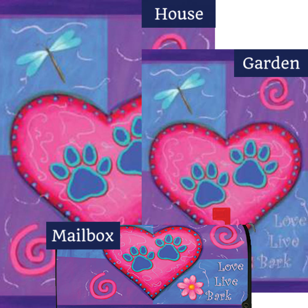 Love Live Bark Yard Makeover Set (3 Pieces)