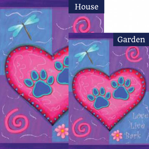 Love Live Bark Flags Set (2 Pieces)