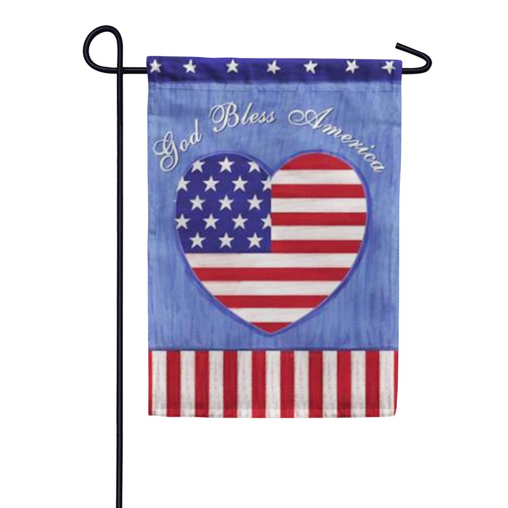God Bless the US Garden Flag