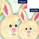 Floppy Eared Bunny Flags Set (2 Pieces)