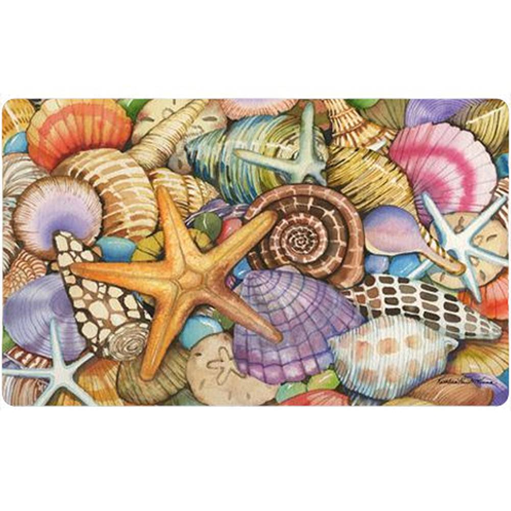 Shells Of The Sea Standard Mat