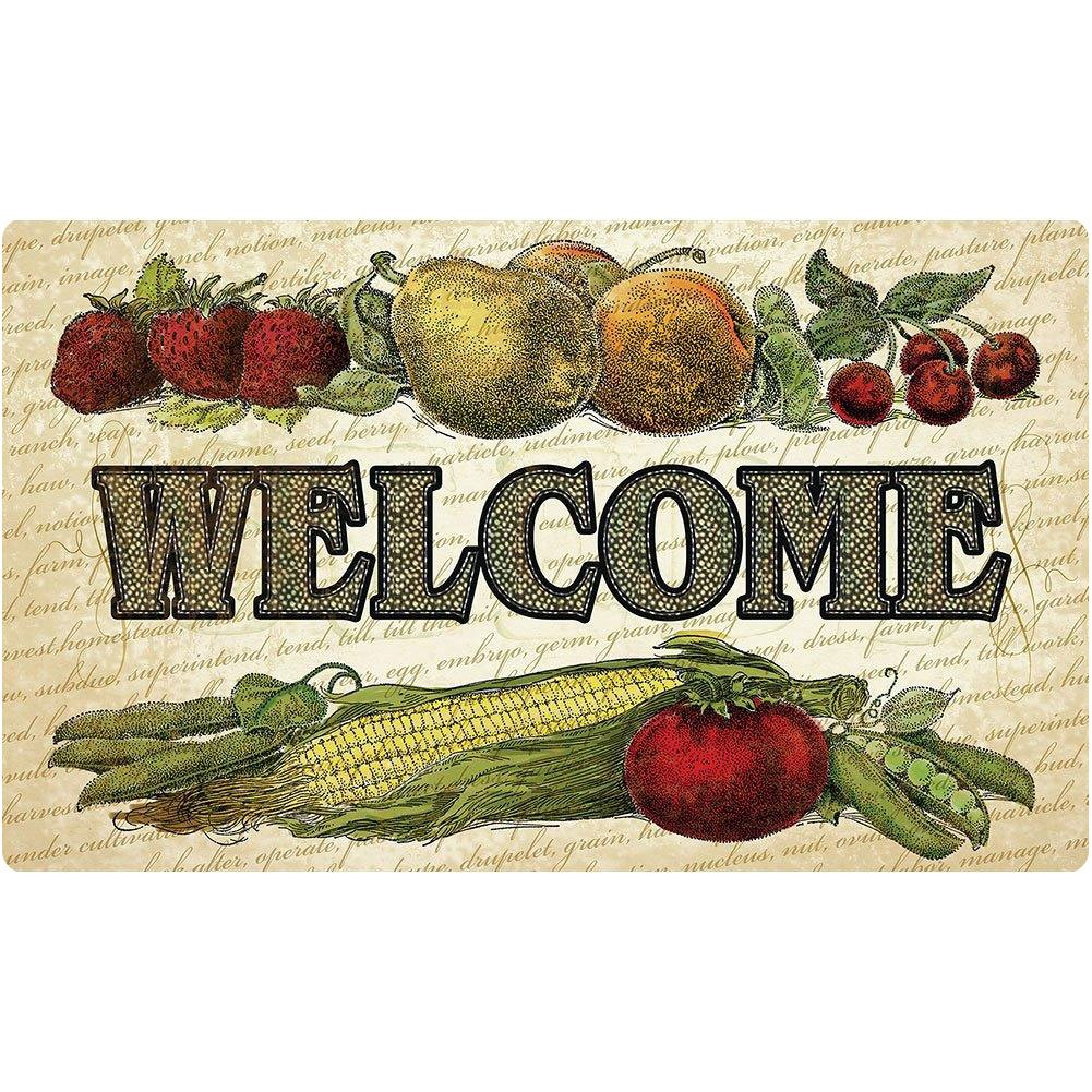 Farmer Welcome Doormat