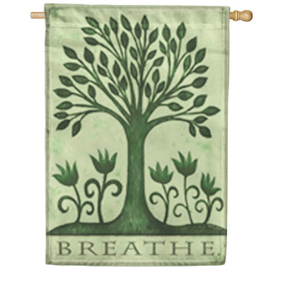 Breathe House Flag