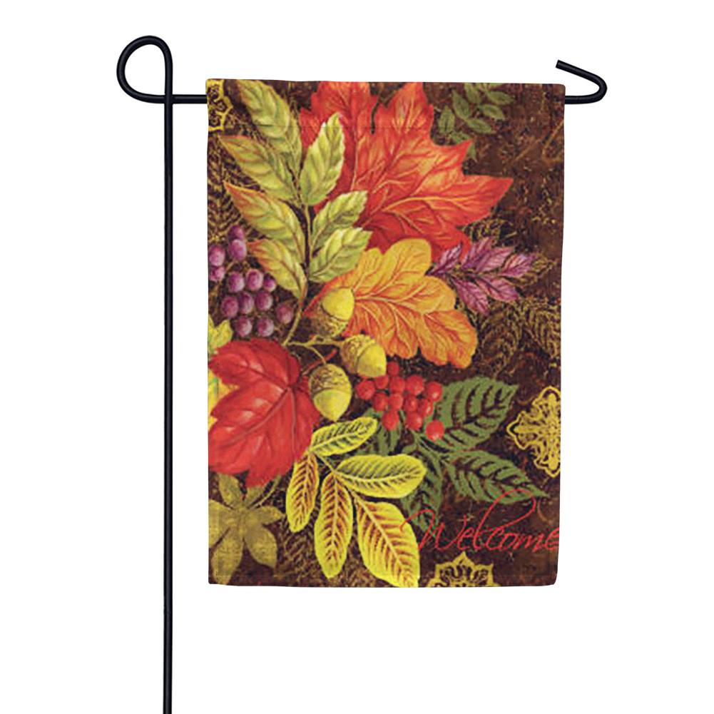Changing Colors Fall Garden Flag