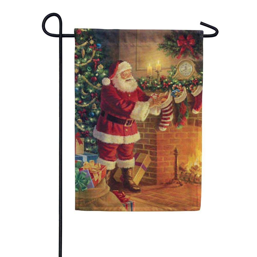 Stocking Stuffer Garden Flag