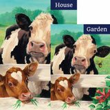 Farm Buddies Flags Set (2 Pieces)