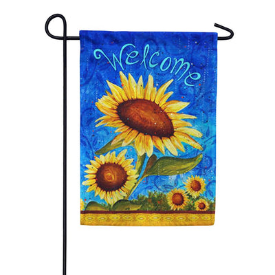 Sweet Sunflowers Garden Flag