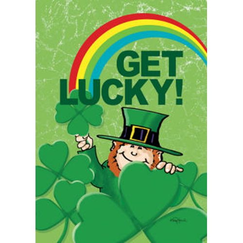 Get Lucky! House Flag