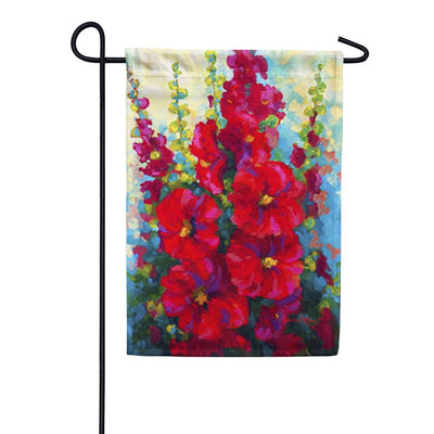 Bursting Floral Garden Flag