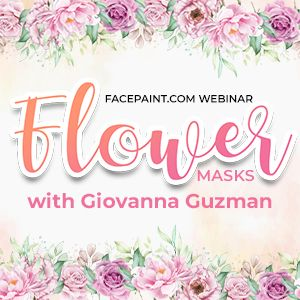 Webinar: Flower Masks with Giovanna Guzman