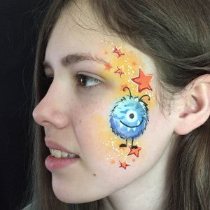 Taking Your Cheek Art From Super to Spectacular, Part 2