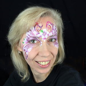 Video Tutorial: Floral Butterfly Mask by Beth MacKinney
