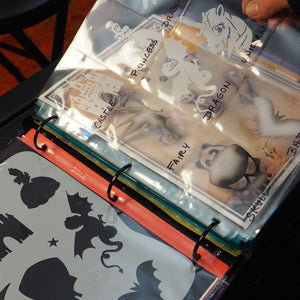 Video: How to Organize Your Airbrush Stencils