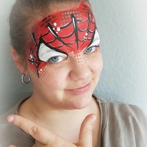 Easy Spiderman Face Paint Videos & Tutorials