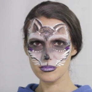 Video: Glamimal Raccoon Design by Shelley Wapniak