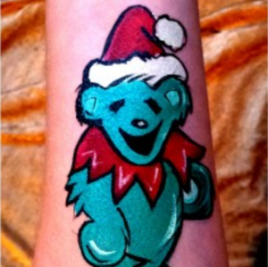 A Very Grateful Dancing Christmas Bear!