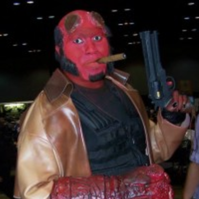 Cosplay Makeup: The Ultimate Hellboy