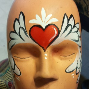 Tutorial: Simple & Easy Valentine's Day Mask