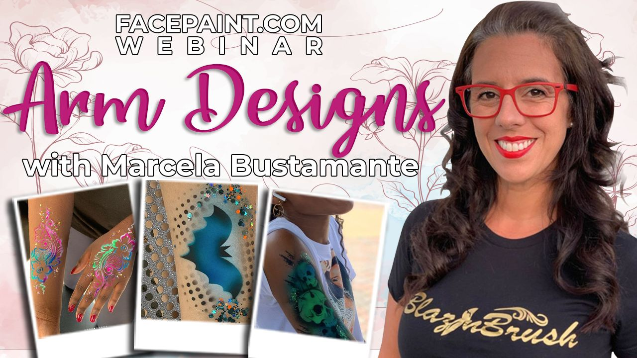 Webinar: Arm Designs with Marcela Bustamante