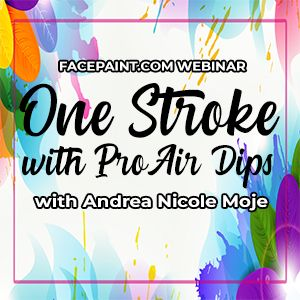 Webinar: One Stroke with ProAiir Dips with Andrea Nicole Moje