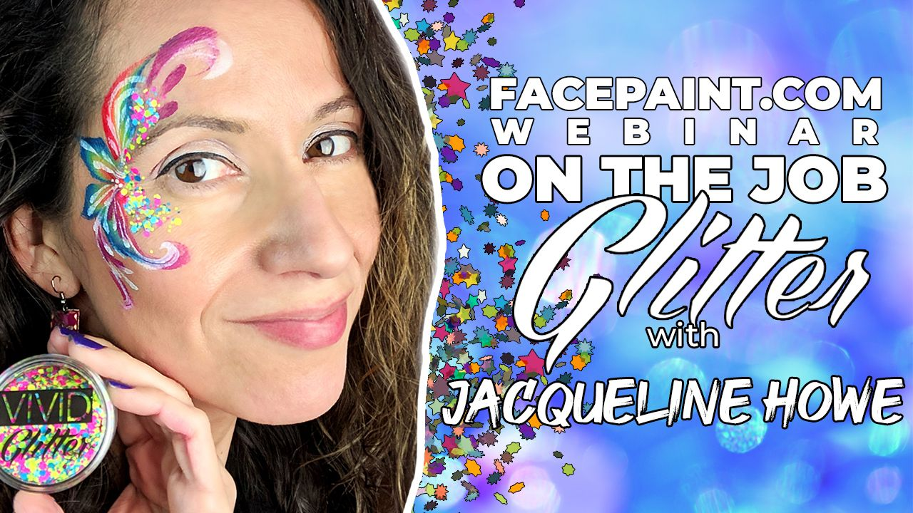 Webinar: On the Job Glitter with Jacqueline Howe