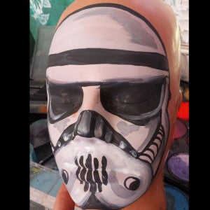Storm Trooper Full Face Design