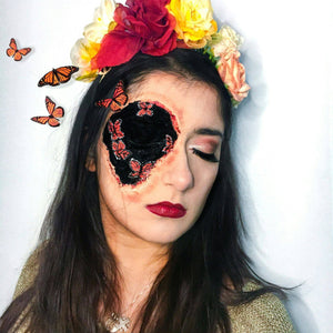 Butterfly SFX Makeup Video By Francesca Marchitelli