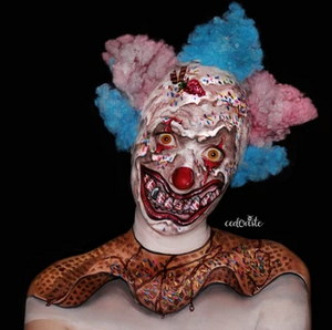 Candy Clown Video by Ana Cedoviste
