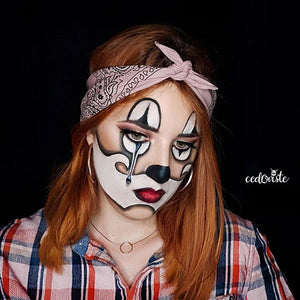 Chicana Clown Video by Ana Cedoviste