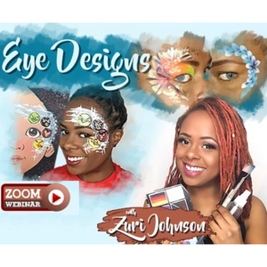Webinar: Eye Designs With Zuri Johnson