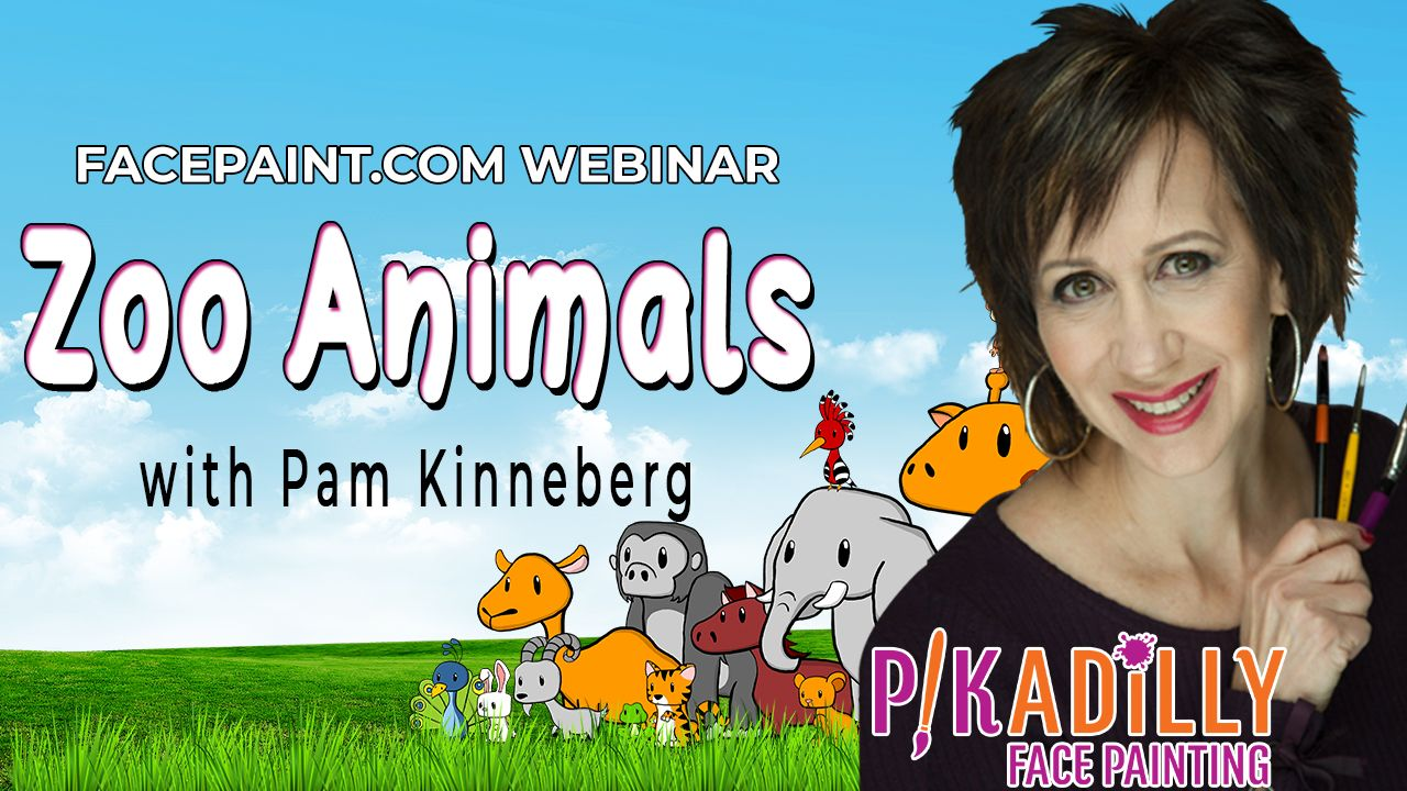 Webinar: Zoo Animals with Pam Kinneberg