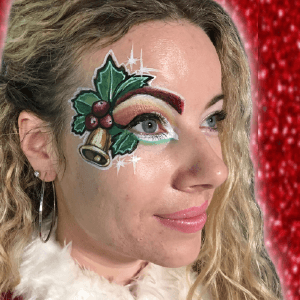 Mistletoe Eye Design by Athena Zhe