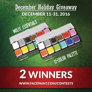 Contest: December Holiday Giveaway