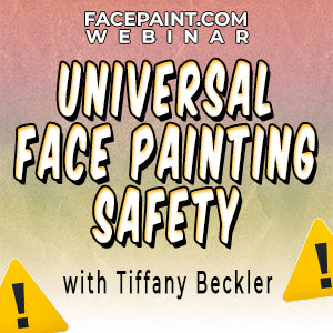 Webinar: Universal Face Painting Safety With Tiffany Beckler