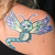 Video: Fun Dragonfly Body Paint by Athena Zhe