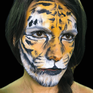 The Ten Plagues - Wild Animals (Tiger) Design Video by Shelley Wapniak