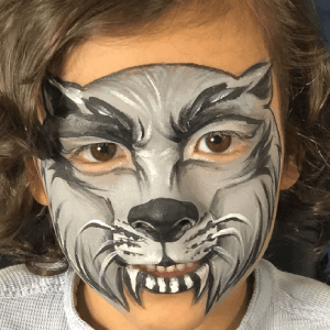 Werewolf Design Video by Kellie Burrus