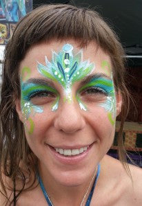 How to Face Paint a Fairy